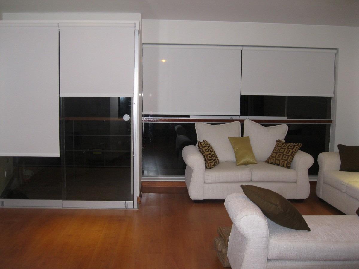 Cortinas roller modernos para sala puertas plegables u for Cortinas dormitorio modernas