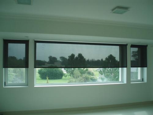 cortinas roller screen