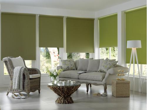 cortinas roller screen decorartehogar s/.119.00 blackout