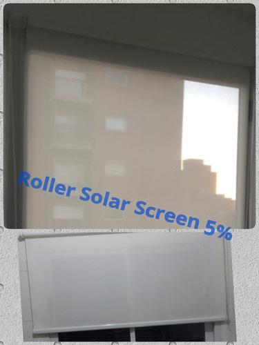cortinas roller solar screen 5%.
