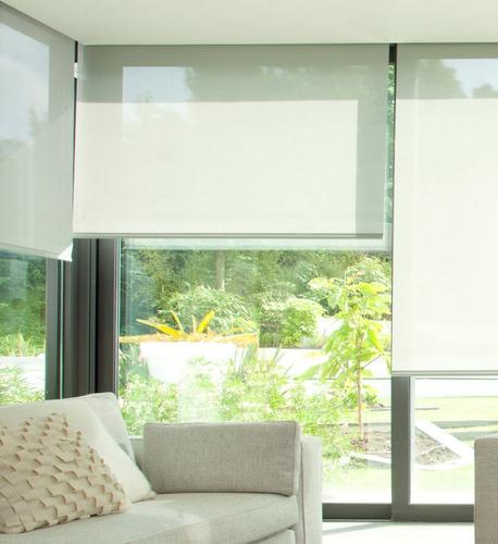 cortinas roller sun screen 5% - m2- de fabrica zona oeste