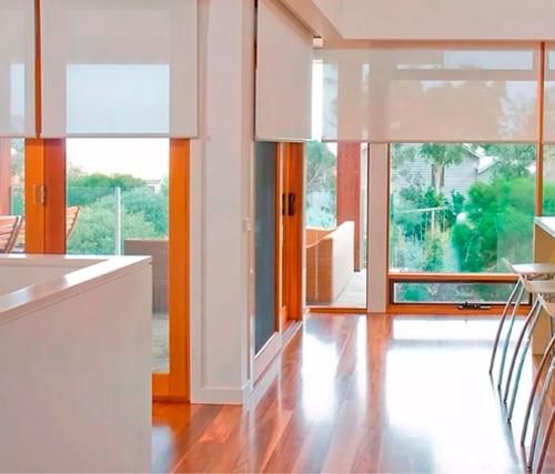 cortinas roller sun screen para