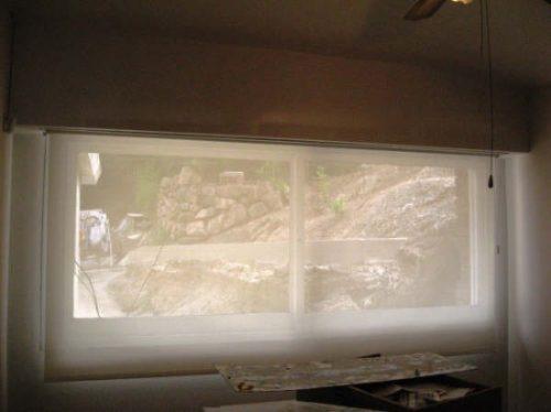 cortinas roller sunscreen fibra primera calidad
