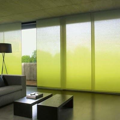 cortinas roller y paneles orientales