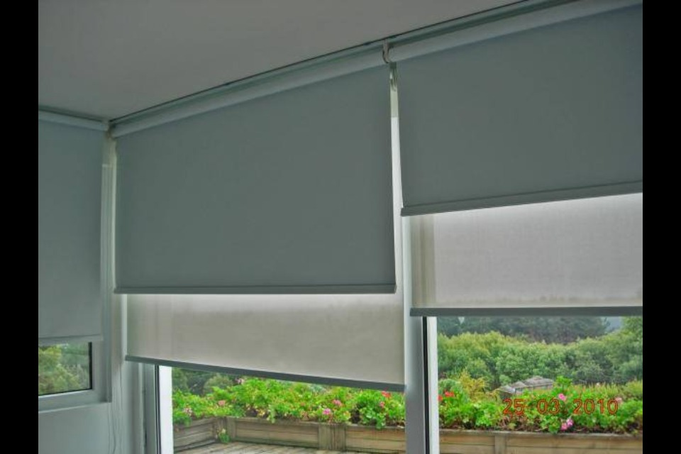 Cortinas rollers de black out y screen u s a 100 en for Cortinas black out precios