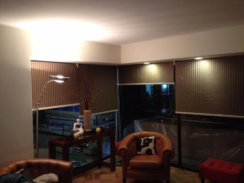 cortinas rollers de black out y screen  u.s.a.