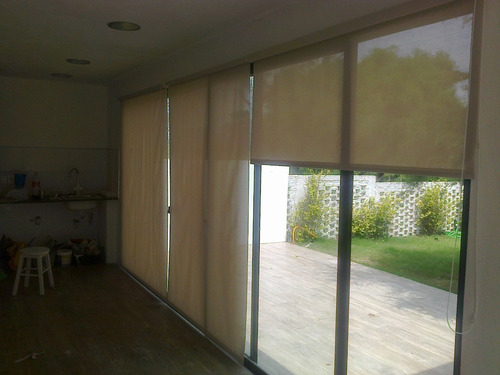 cortinas rollers screen .blakout.rusticos zebras $650