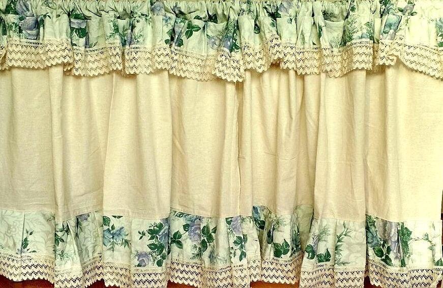 Cortinas vintage para cocina cortinas with cortinas for Cortinas vintage