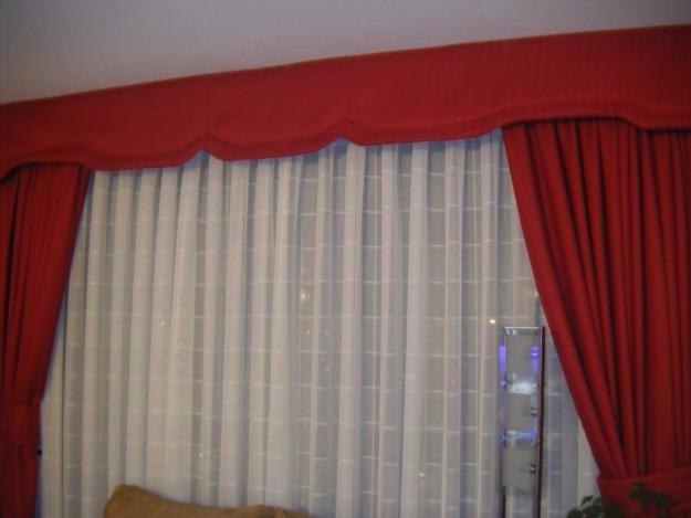 Cortinas store barras e instalaciones en mercado - Stores y cortinas ...