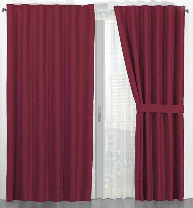 Cortinas termicas black out bloquean luz ruido frio for Donde venden cortinas