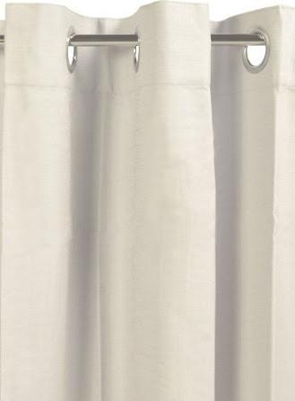 Cortinas termicas blackout con ojillos metalicos - Tela termica para cortinas ...