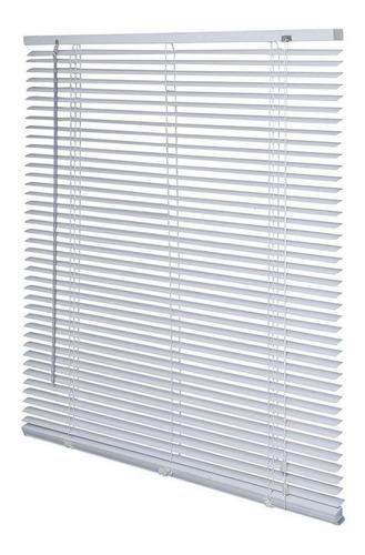 cortinas venecianas de aluminio - varios colores - a medida