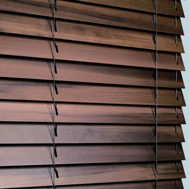 cortinas venecianas en madera pvc aluminio roller