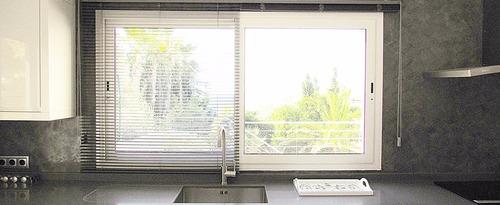 cortinas venecianas-persiana americana aluminio 16mm m2