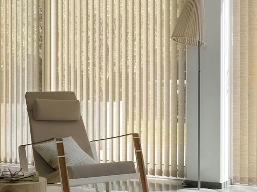cortinas verticales para oficinas o residencias