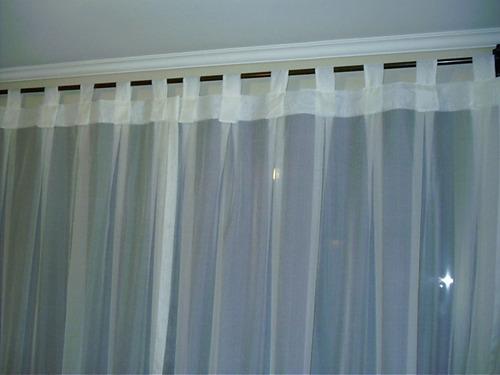 cortinas, visillos de todo tipo y modelo