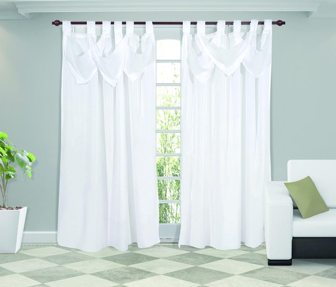 cortinas voile para