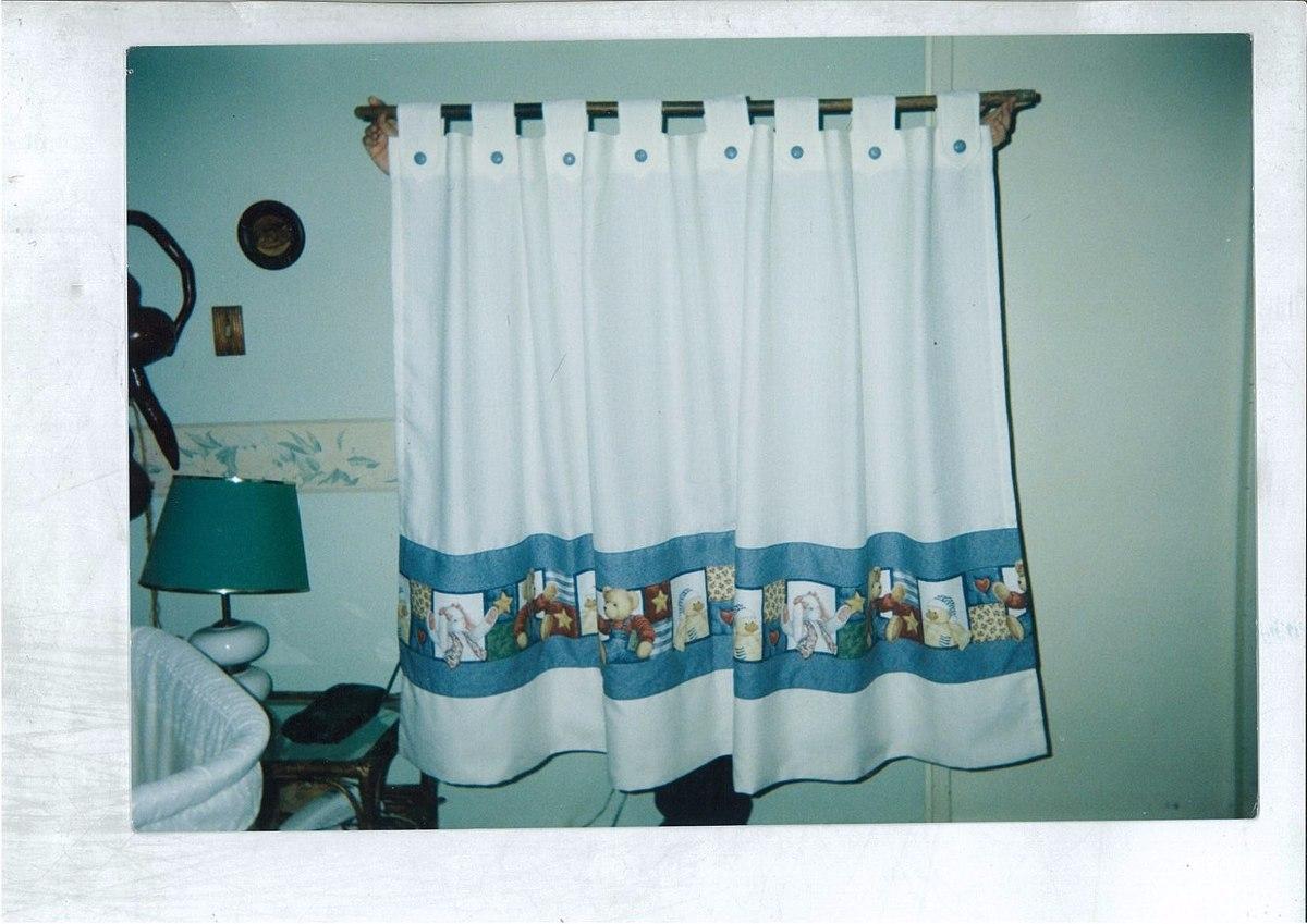 cortinas y faldones para cuartos de bebes y ni os 500
