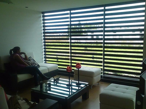 cortinas y persianas modernas - blackout sheer elegance