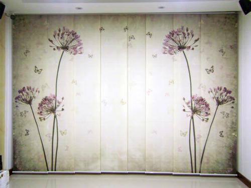 cortinas y persianas sheer elegance blackout diseños niños