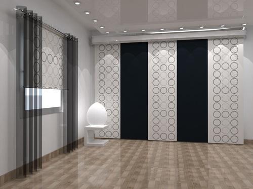 cortinas y persianas, sheer, romanas, blackout panel japones