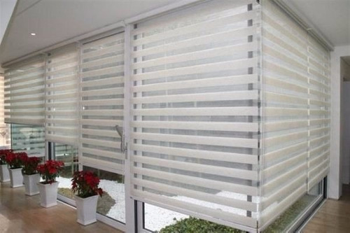 cortinas zebras blackout $55 quito y guayaquil