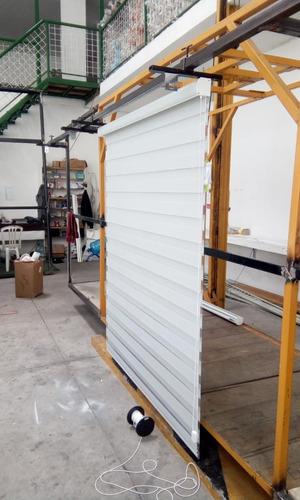 cortinas zebras enrollables reparación mantenimiento