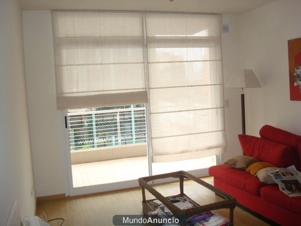 Cortinas,cortinajes,stores,velos,rollers Black Out Y Screen - $ 240 ...