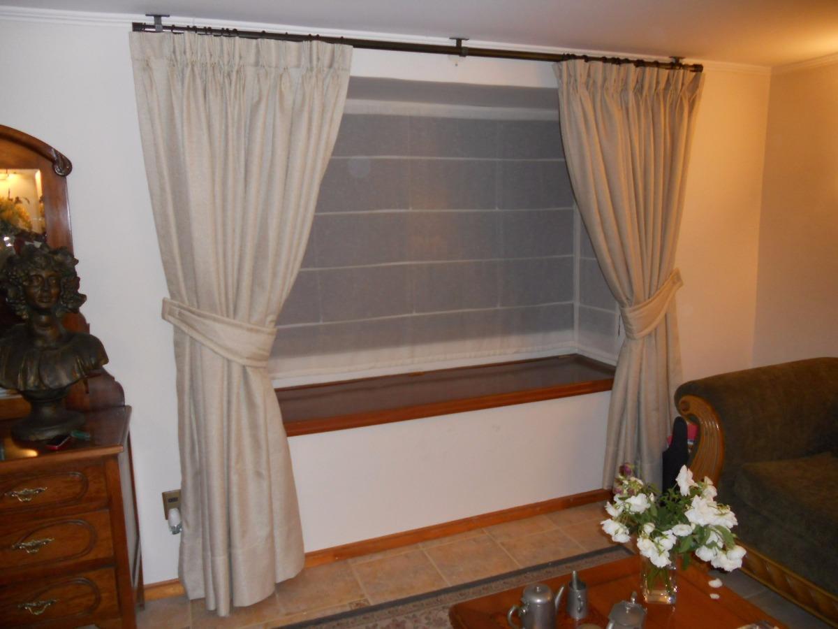 Cortinas cortinajes stores velos rollers black out y - Stores y cortinas ...