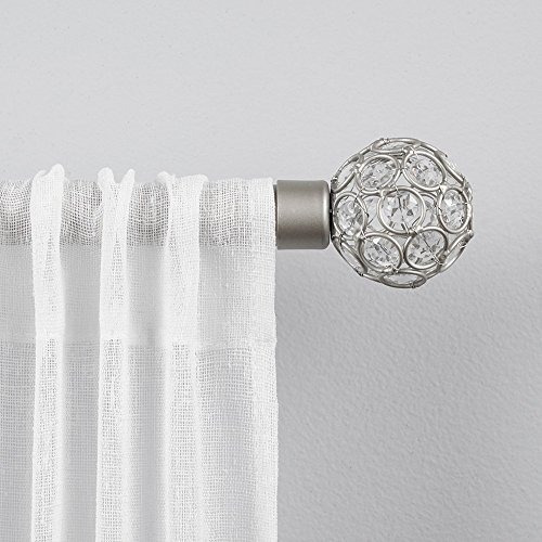 cortinero  rings 1  curtain rod y finial de coordinació