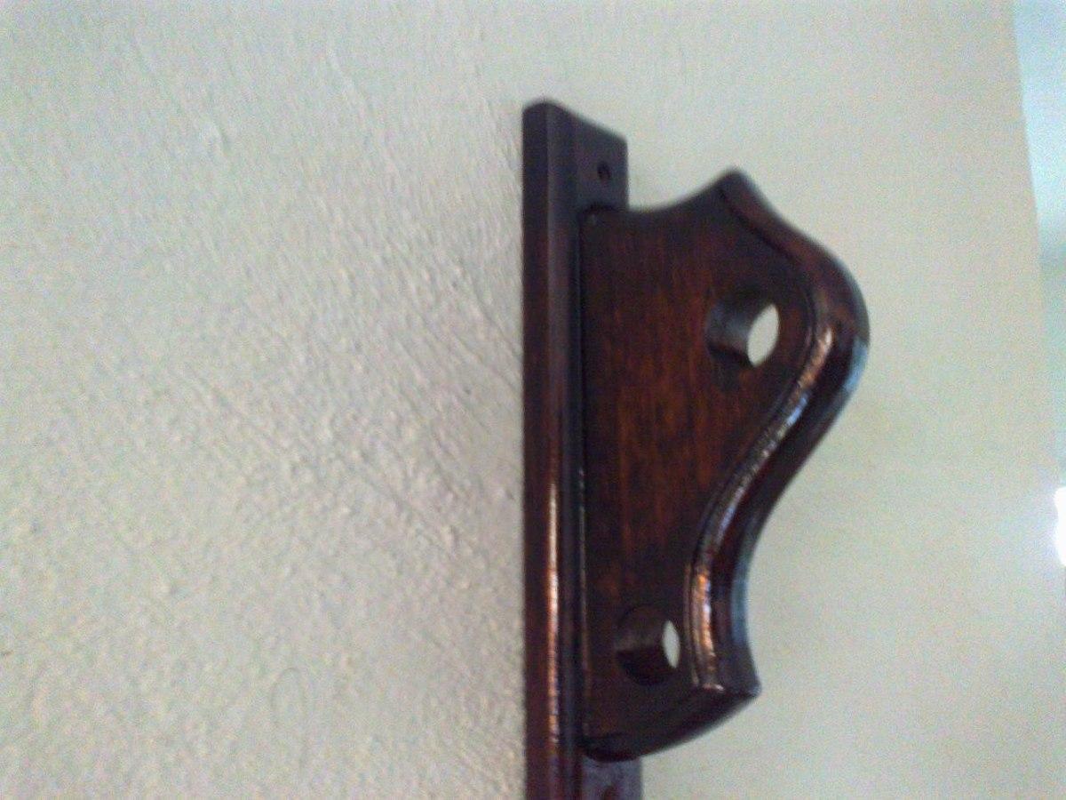 Cortineros de madera menzulas para cortineros for Modelos de barcitos hecho en madera