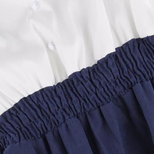 corto casual vestido