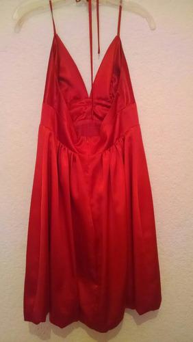 corto graduación vestido
