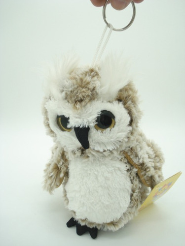 coruja pelucia harry pequeno com ventosa mod2