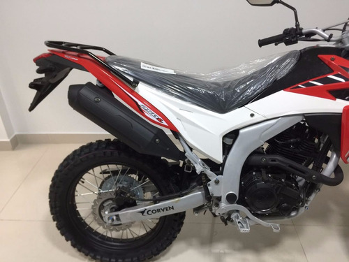 corven 250 enduro motos