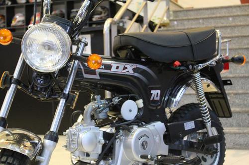 corven dax 70 - entrega inmediata motos del sur