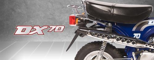 corven dx 70 - 0 km - bonetto motos - no day ni dax
