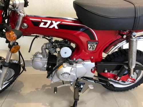 corven dx 70 0km 2018 dax 70cc