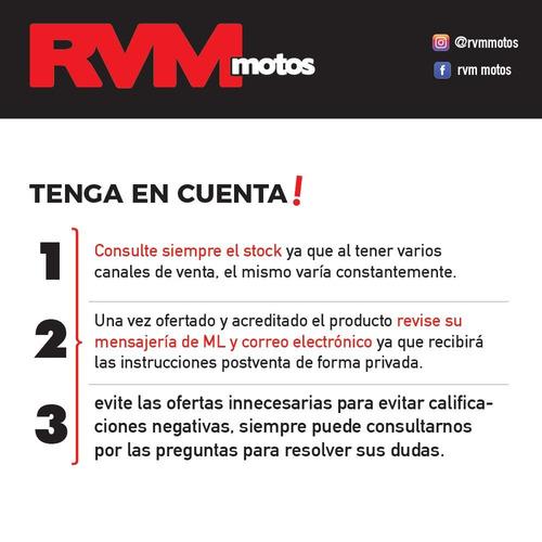 corven dx 70 0km entrega inmediata lista para rodar rvm