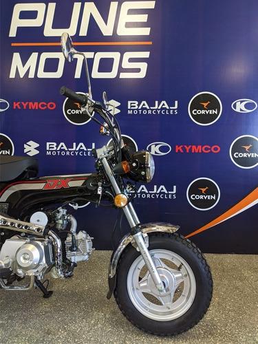 corven dx 70 dax 0km 2020 pune motos ahora 12/18 promo!