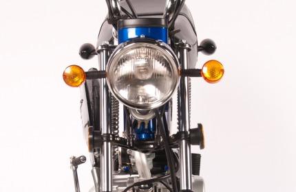 corven dx 70 - dax hot road - divertida