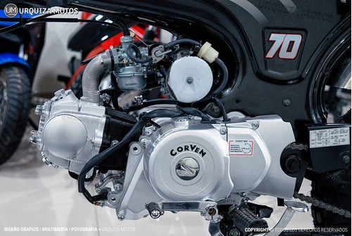 corven dx 70 dx70 tipo dax 0km urquiza motos