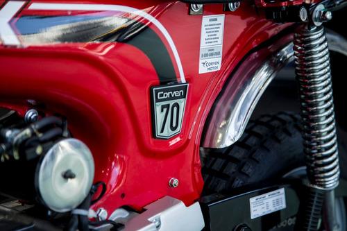 corven dx 70 lidermoto colores disponibles