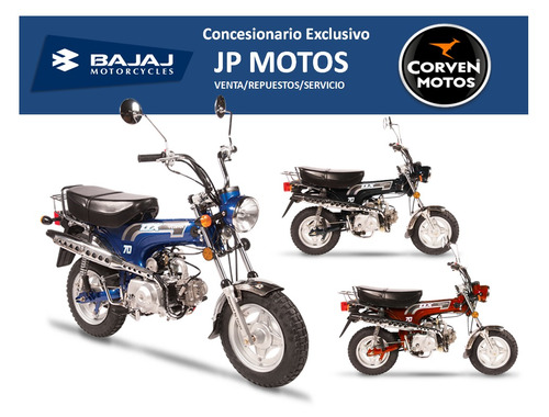 corven dx 70! solo en jp motos