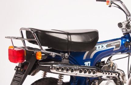 corven dx 70 - un clasico - dax hot road