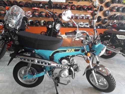 corven dx 70cc 0km - tamburrino motos