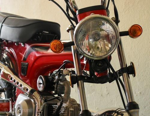corven dx 70cc  motozuni