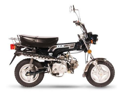 corven dx 70cc - motozuni  caballito