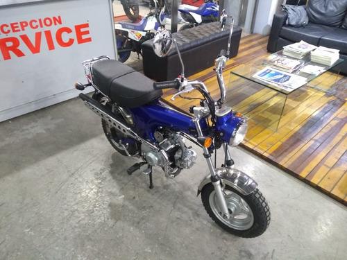 corven dx70 - 2014 solo 1300 km - mg bikes!