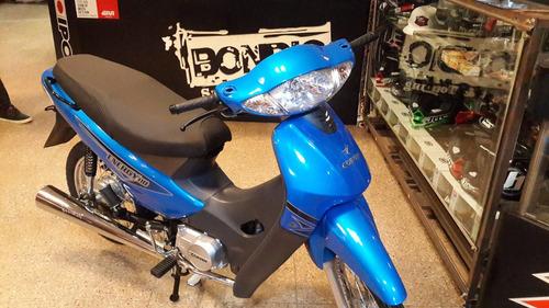 corven energy 110 base 0km - bondio motos